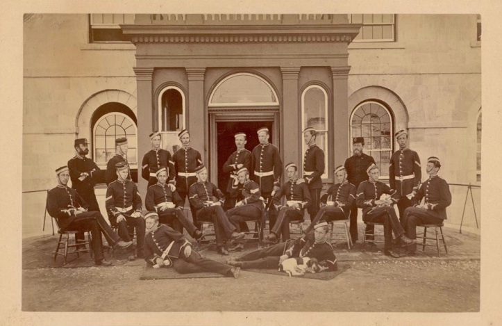 "Royal Military College of Canada, ""Old Eighteen"", 1876"